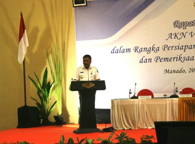 Gubernur Sulut Optimis 15 Kabupaten dan Kota di Sulut Raih WTP