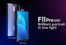 Wow! OPPO Smartphone F11 Pro Kameranya 48 MP