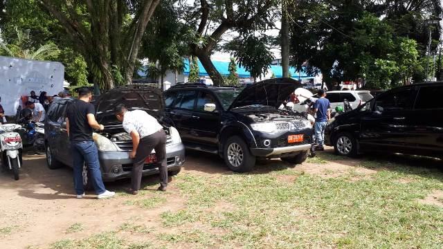 BPK Periksa Kendis Pegawai di Beberapa SKPD Pemkot Kotamobagu