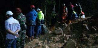 Alat Berat Berhasil Tembus Terowongan, Tim SAR Bersiap Evakuasi Korban