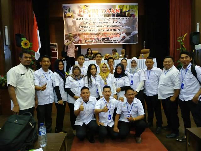 Pendamping PKH Bolmong Ikuti Pelatihan Diklat E-Learning