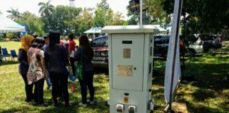 Dukung Kotamobagu sebagai Smart City, PLN Pasang SPLU di Tiga Titik