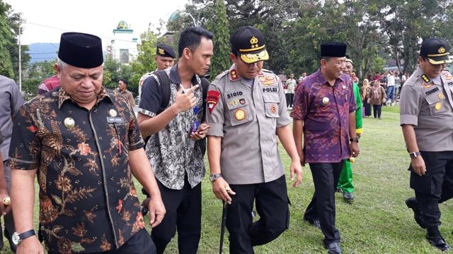 Terkait Dugaan Kasus Pembobolan Brankas KPUD Bolmut, Kapolda Akan Tanyakan Langsung ke Polres Kotamobagu