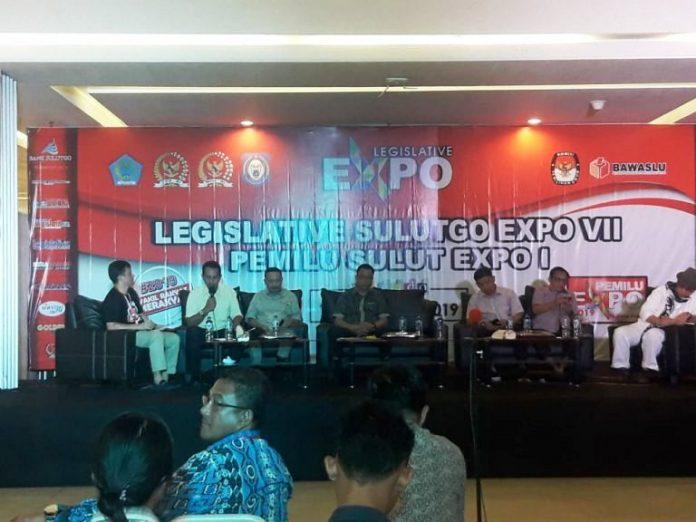 DPRD Bolmut Ambil Bagian di Legislatif Expo Sulutgo Tahun 2019
