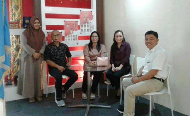 Perda Inisiatif DPRD Bolmong Dipamerkan di Legislatif Expo