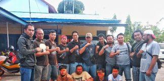Tim Resmob Polres Kotamobagu Lumpuhkan Otak Penganiayaan di Desa Lolan dengan Timah Panas