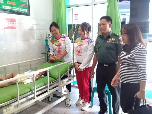 Pemprov Sulut Rawat 3 Orang Anak yang Ditinggal Ibu Kandungnya