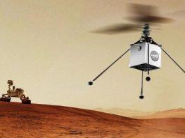 2020, NASA Terbangkan Helikopter di Mars