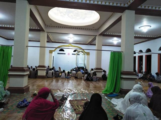 Warga Desa Bulawan Induk Akhirnya Bisa Shalat di Masjid yang Diidamkan