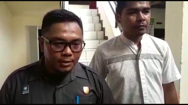 Berikan Support, Aleg DPRD Kotamobagu Hadiri Sidang Upink