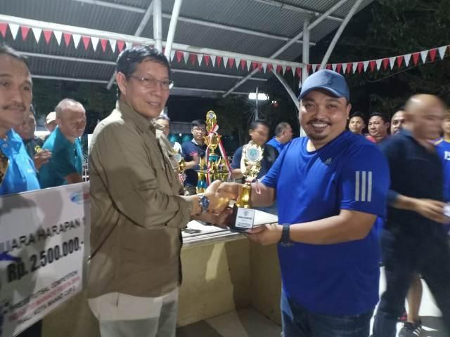 Masuk Peringkat 4, PWI Boltim FC Tetap Memukau di Laga Futsal Piala Walikota Manado