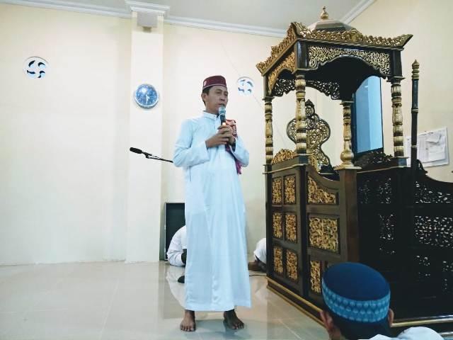 Subuh Berjamaah, Pemkab Bolsel Peringati Isra Mi'raj