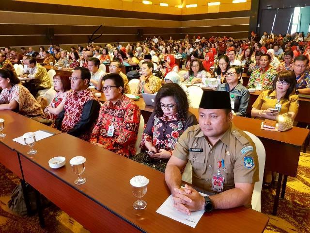 Pemkab Bolsel Hadiri Rakerkesda 2019 di Manado