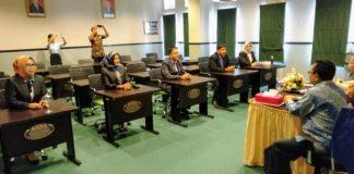 5 Peserta JPT Sekda Kotamobagu Mulai Uji Kompetensi