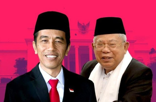 Jokowi-Ma'ruf Menang Telak di Sulut, Lihat Rincian Perolehan Suara