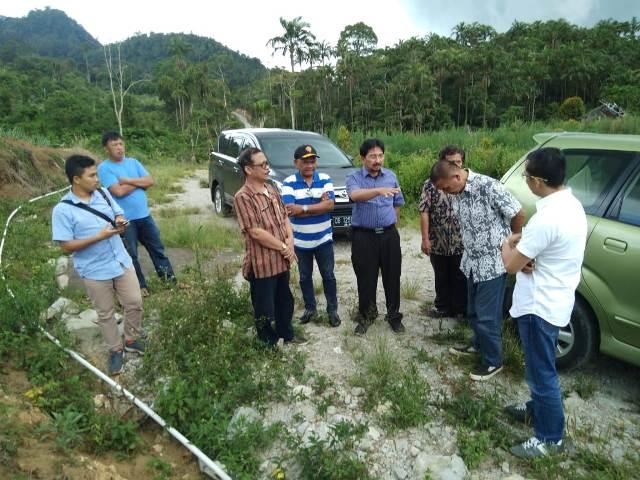 Dirjen Sarana dan Prasarana Kementerian Pertanian Lakukan Kunker di Boltim