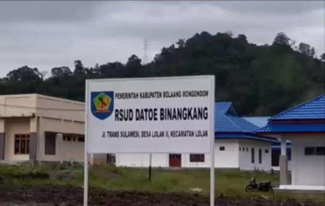 Rumah Sakit Umum Daerah (RSUD) Datoe Binangkang, Kabupaten Bolaang Mongondow (Bolmong) terus berbenah, baik dalam pelayanan hingga tertib dalam opersional perizinan