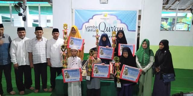 Pemkot Gelar Final Lomba Tahfizh Quran