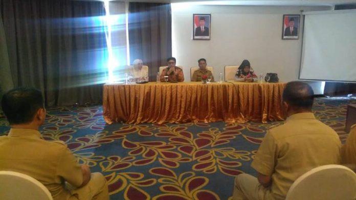54 Peserta Seleksi Terbuka JPT Pratama Bolmong Ikuti Assessment Lanjutan