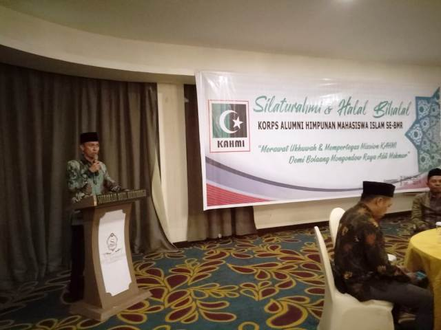Iskandar Kamaru Terus Menuai Dukungan Maju di Pilkada 2020, Kali Ini Datang dari KAHMI Bolmong Raya