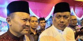 Buka Puasa Bersama DPC PDIP Manado, Olly Sebut Herson Mayulu Kader Partai yang Patut Dicontoh