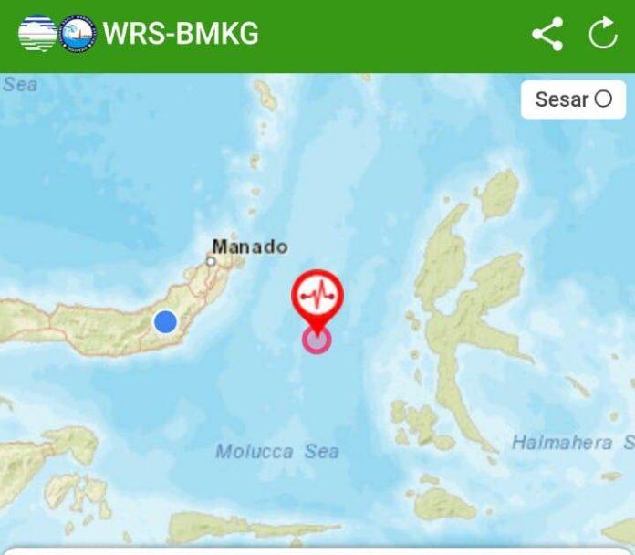 Gempa Berkekuatan 7,1 Guncang Sulut, Satu Daerah Status Siaga, Empat Waspada