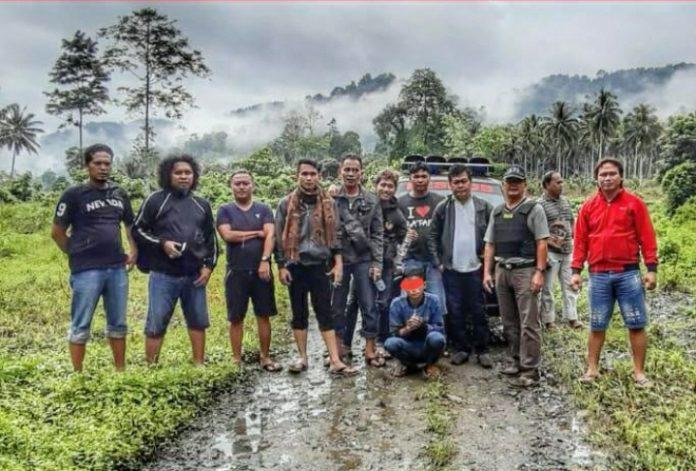 Resmob Polres Kotamobagu Meringkus TSK Penganiayaan di Dumoga