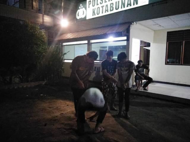 Polisi Ringkus Tiga Pelaku Pencurian Cengkeh