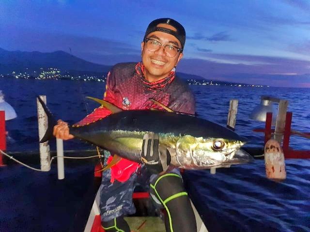 Hanya di Manado, 5 Menit dari Daratan Pemancing Bisa Strike Yellowfin Tuna
