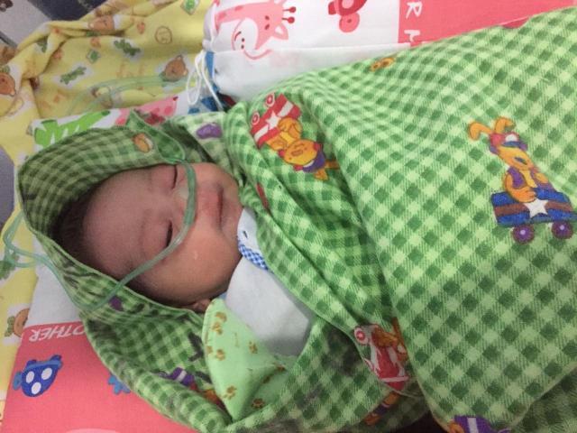Bayi Ganteng Ini Lahir Di Rsud Kota Kotamobagu Tepat Di Hari Kemerdekaan Republik Indonesia Bolmora Com