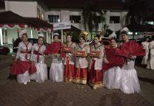 Tarian Kabela Tampil Apik di Night Festival Cilegon Ethnic Carnival Tahun 2019, Berikut Videonya