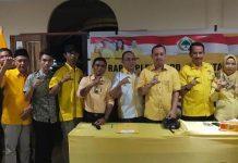 DPD II Partai Golkar Usul Tiga Nama Calon Pimpinan DPRD Bolmut