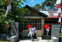 Diduga Kedapatan Berjudi, Beberapa Anak SMA Kocar-kacir Dikejar Satpol PP