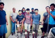 Satreskrim Polres Kotamobagu Berhasil Menangkap Terduga Pembokaran Counter Handpone Lintas Provinsi