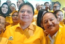 Golkar Bolmong Dorong Airlangga Sebagai Ketua Umum