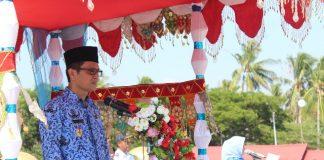 Pemkab Bolmong Peringati HUT ke- 55 Provinsi Sulut