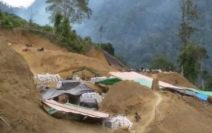 Lokasi Pertambangan Emas Potolo Masuk Kontrak Karya PT JRBM?