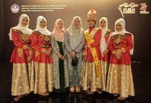 Video: Tari Inde Dou Siswi MTs Negeri 1 Kotamobagu Pukau Penonton FLS2N Tingkat Nasional di Banten