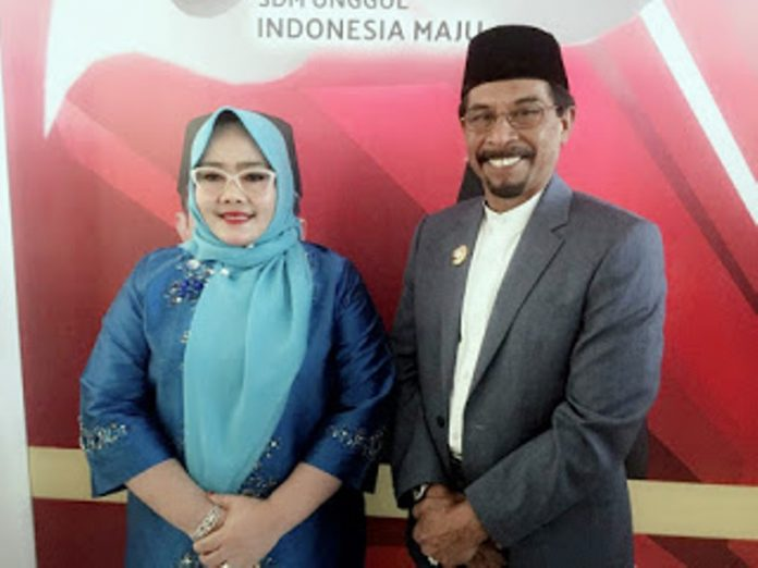Bupati Boltim Hadiri Pelantikan Anggota DPRD Provinsi Sulut
