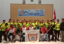 Tim GSI Bolmong Siap Berlaga di Jakarta
