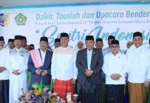 Pemda Bolmut Hadiri Upacara HSN ke-IV Tahun 2019