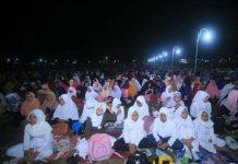 Momen HSN 2019, Ribuan Santri se-Sulut Padati Bolmut