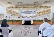 Sekda Bolmong Buka Latsar CPNS Tahun 2019