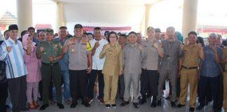 Pilkades Serentak 2019 Kabupaten Bolmong Berlangsung Aman