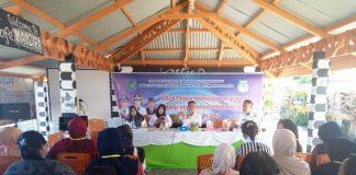 Dinas PP dan PA Bolmong Tingkatkan Keterampilan Usaha Perempuan