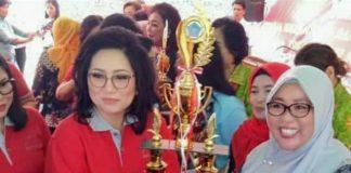 TP-PKK Kota Kotamobagu Juara 1 Lomba Cipta Menu Tingkat Provinsi Sulut
