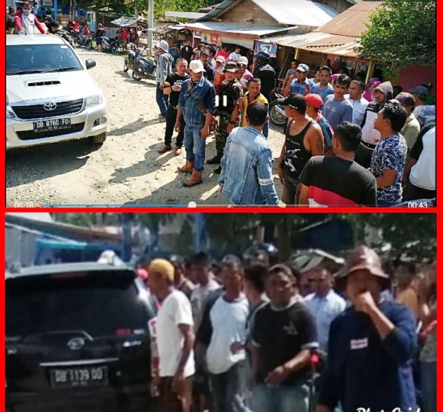Upaya Kepolisian Daerah (Polda) Sulawesi Utara (Sulut), melalui Tim Reserse Kriminal Khusus (Reskrimsus) untuk melakukan kroscek sekaligus police line terhadap lahan atas nama Welly F. Lewan, yang ada di Desa Tungoi I, tepatnya di pegunungan Rumagit, Kecamatan Lolayan,