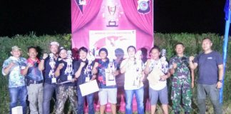 Tampil Perdana, Perbakin Kota Kotamobagu Sabet Juara di HUT ke-74 Brimob