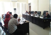 RDP Komisi 1 DPRD Bolmut dengan Mitra Kerja Terkesan Tidak Transparan