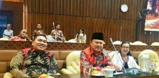 Hadiri Rapat Intern Komisi V DPR RI, Herson: Ada Lima Agenda Penting yang Dibahas